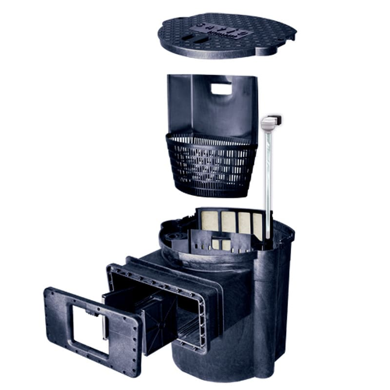 skimmer system